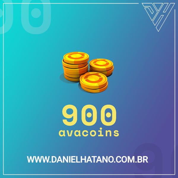 Avakin Life - 900 Avacoins