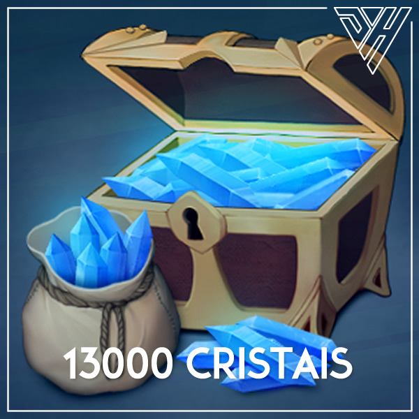 BloodStone - 13000 Cristais