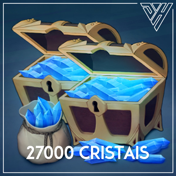 BloodStone - 27000 Cristais