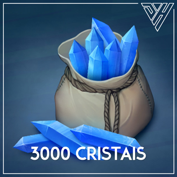 BloodStone - 3000 Cristais