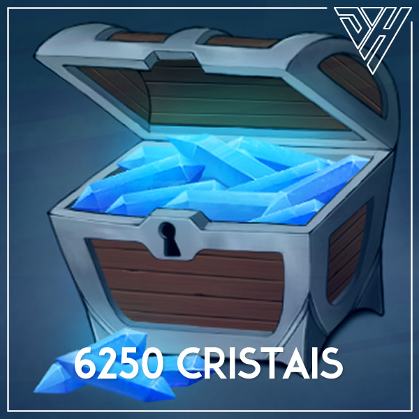 BloodStone - 6250 Cristais