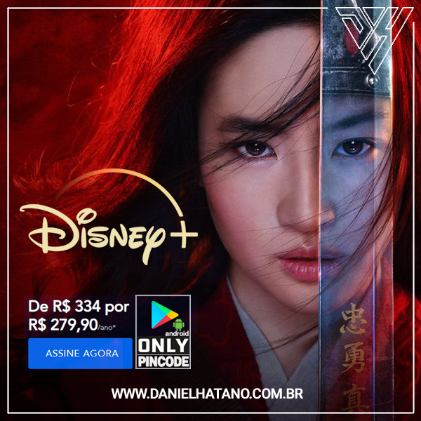 Disney+ | Assinatura Anual