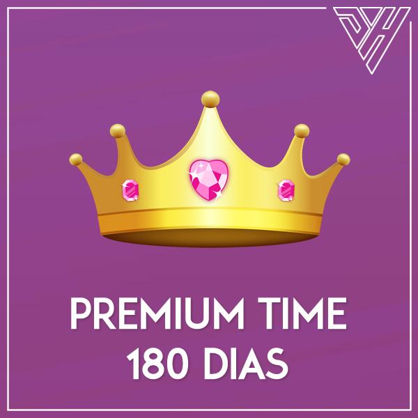 Premium Time 180 dias