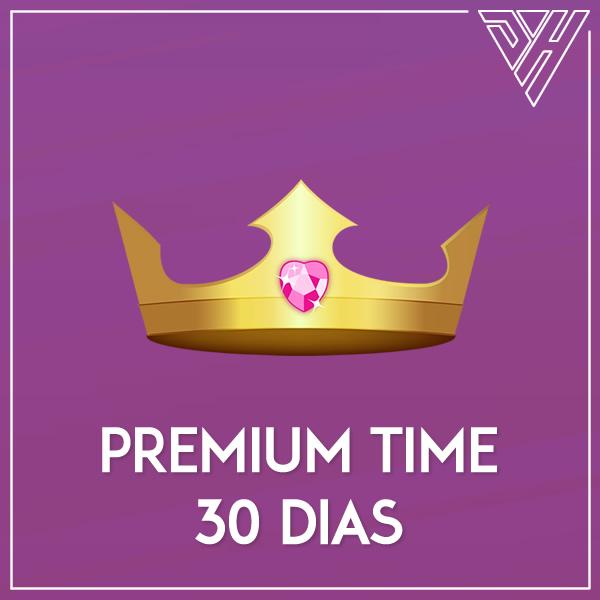 Premium Time 30 dias
