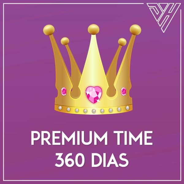 Premium Time 360 dias