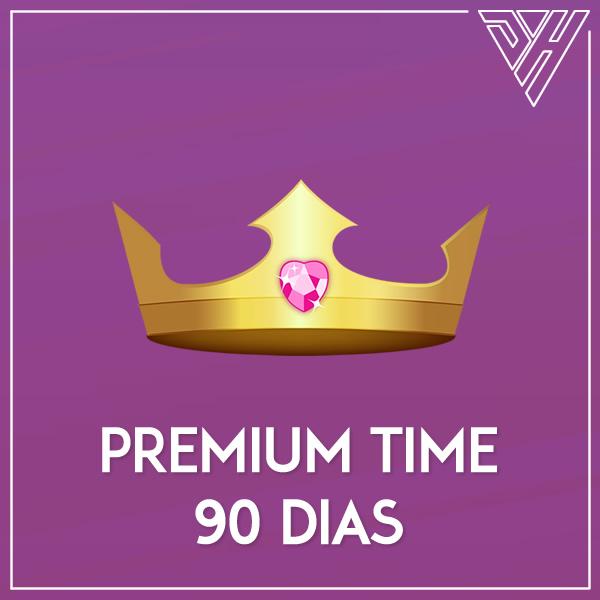 Premium Time 90 dias